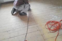 Bytová kompletní rekonstrukce podlahy